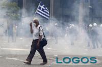 Attualità - Grecia, a un passo dal baratro (foto internet)
