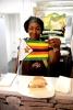 Expo 2015 - Il CrocoBurger dello Zimbabwe