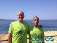 Arconate - Luca Monolo (a sinistra) e Tony Trippodo