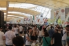 Expo - Decumano, folla di visitatori