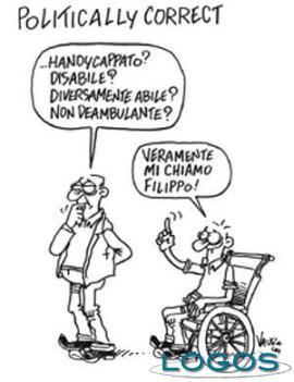 Generica - Vignetta sui disabili