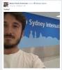 Cuggiono - Marco Invernizzi sbarca a Sydney