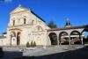 Mesero - Santuario e parrocchiale