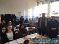 Liceo Arconate - Incontro con il dott. Tunzio 2016