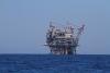 Generica - Una trivella petrolifera in mare