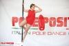 Inveruno - Roberta Garavaglia, 'regina' di pole dance 2016