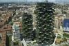 Milano - Palazzi con giardino verticale