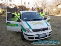 Arconate - Volontari di Arconate Serena in servizio