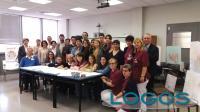 Magenta - Gli studenti del Liceo Einaudi in Ospedale