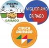 Dairago - Tre liste alle elezioni