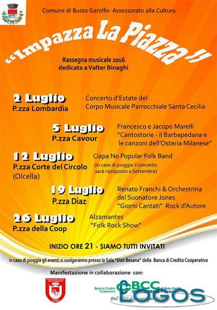 Busto Garolfo - 'Impazza la piazza'