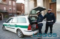 Inveruno - La Polizia locale (Foto d'archivio)