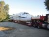 Malpensa - Il DC-9 del presidente Pertini