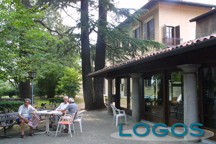 Turbigo - Il centro ricreativo De Cristoforis - Gray (Foto d'archivio)