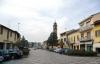 Castano Primo - La piazza Mazzini
