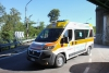 Turbigo - L'uomo è stato trasportato in ospedale (Foto Eliuz Photography)