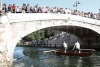 Bernate Ticino - La storica regata sul Naviglio (Foto d'archivio)