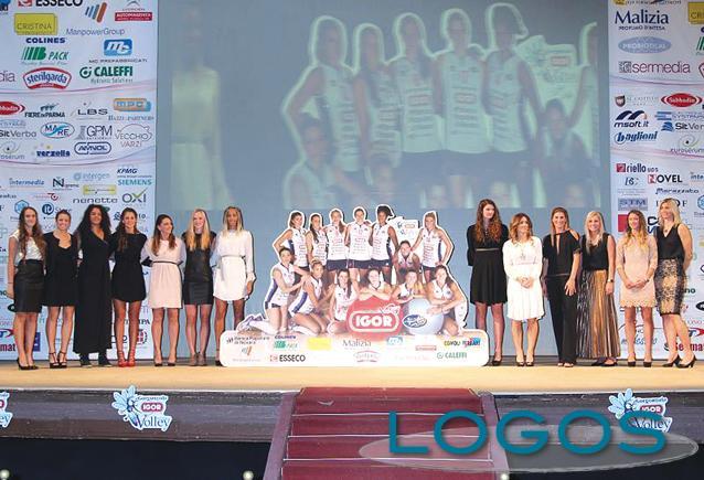 Sport - La presentazione della Igor Volley