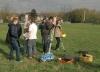 Castano Primo - Gli studenti del Torno al lavoro al Parco Sciaredo