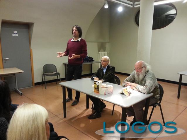 Magenta - Il dottor Antonio Butti presenta il suo libro, atto d'amore verso la moglie scomparsa