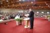 Territorio - La sala delle assemblee dei Testimoni di Geova