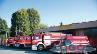 Inveruno - Vigili del fuoco