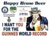 Turbigo - La 'Happy House Beer' tenta il record