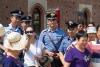 Milano - Carabinieri e polizia cinese insieme.3