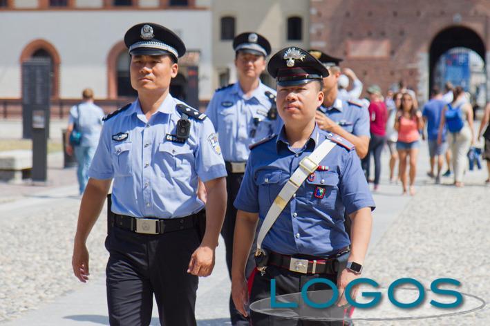 Inchieste - Carabinieri e poliziotti cinesi insieme per le 'pattuglie miste' (Foto Eliuz Photography)