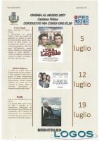 Castano Primo - 'Cinema al Museo': la locandina