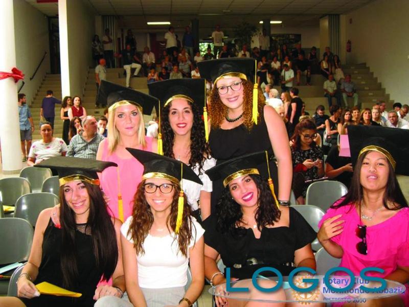 Castano Primo - il 'Diploma Day' all'istituto Torno