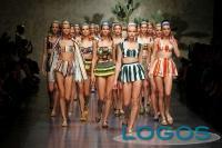 Generica - Modelle in passerella a Milano (da internet)