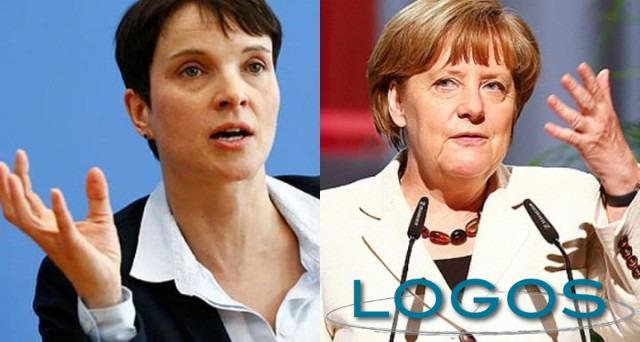 Attualità - Angela Merkel (da internet)