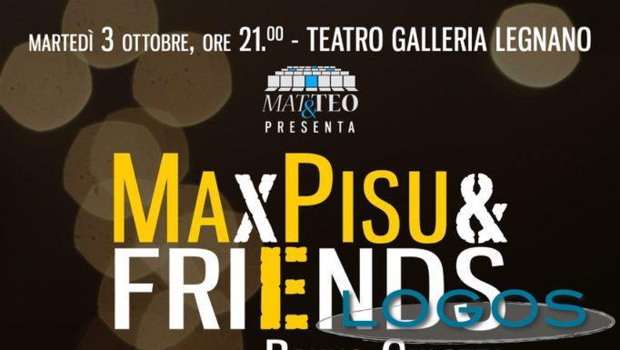 Legnano - Cabaret e Musica nel ricordo di Bruno Gulotta