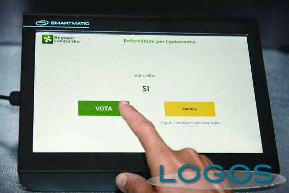 Attualità - Voto elettronico per il referendum sull'autonomia