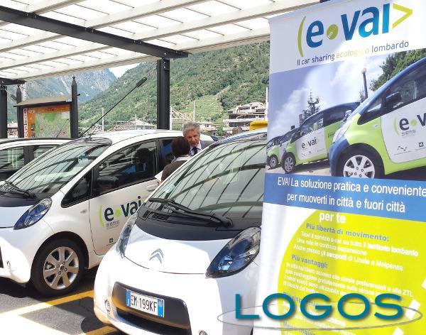 Territorio - E-Vai, car sharing (Foto internet)