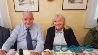Cuggiono - Vittorio Volpi e Maria Teresa Perletti