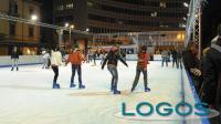 Attualità - Pista di pattinaggio sul ghiaccio (Foto internet)