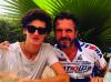 Storie - Papà Gianpietro con il figlio Emanuele (Foto internet)