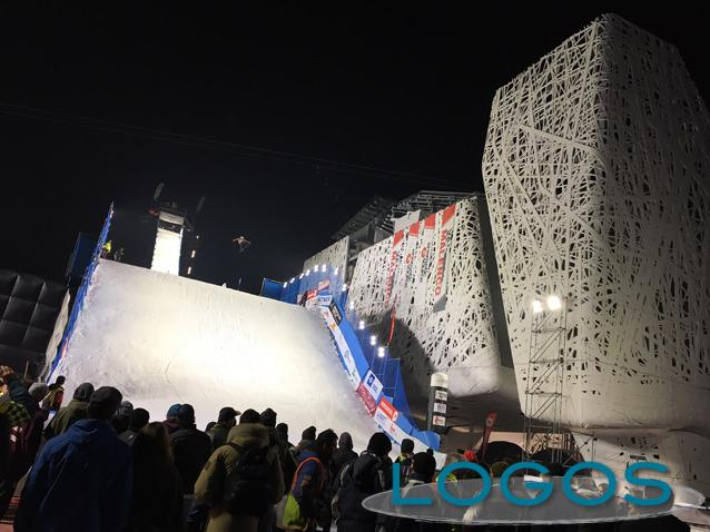 Sport - Snowboard e FreeSki nell'area EXPerience