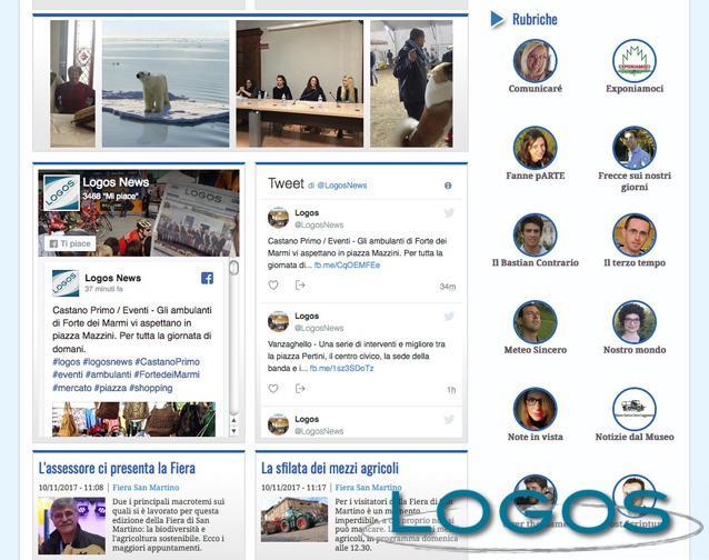 Editoriali - Il nostro sito www.logosnews.it