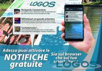 Editoriali - Logos: ecco anche le notifiche