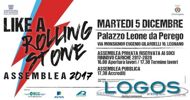 Commercio - 'Like a Rolling Stone' Gruppo Giovani Imprenditori