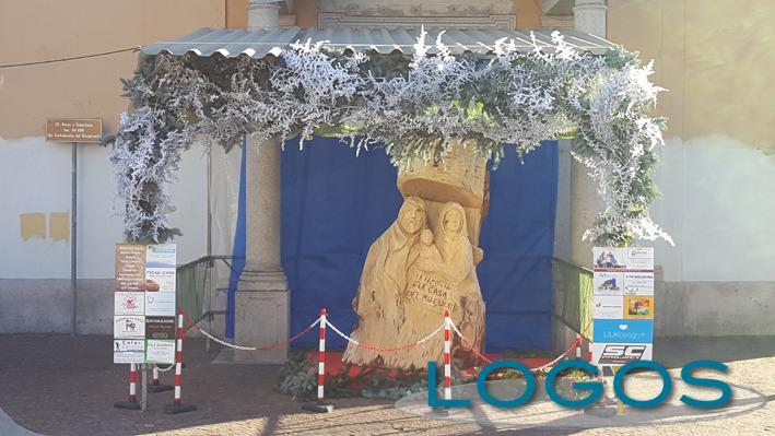 Magenta - La Natività in un tronco