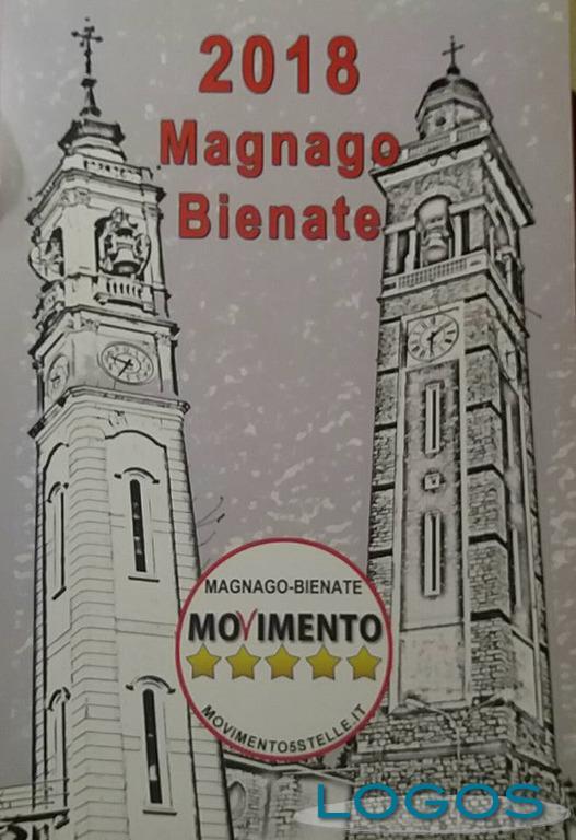 Magnago - La copertina del calendario