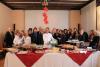 Salute - Dirigenti e personale dell'ospedale di Cuggiono