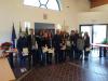 Bernate Ticino - La consegna degli attestati