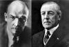 Nostro Mondo - Lenin e Wilson (Foto internet)