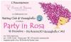 Vanzaghello - 'Party in Rosa', il volantino