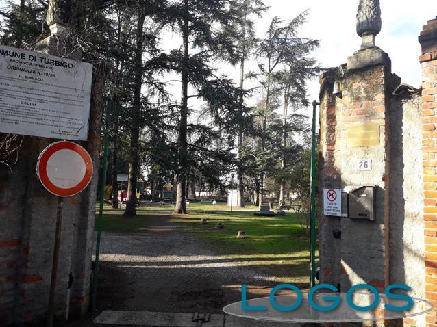 Turbigo - Il parco di Villa Gray